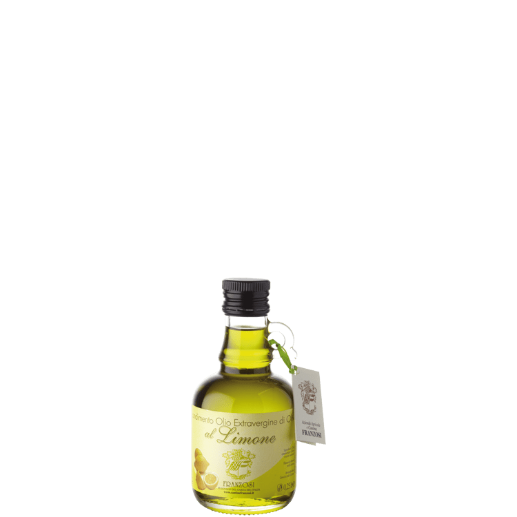 Extra Virgin Olive Oil Limone
