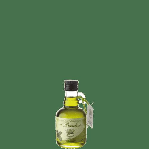 Olio Extra Vergine di Oliva al Basilico