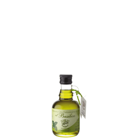 Extra Virgin Olive Oil Basilico