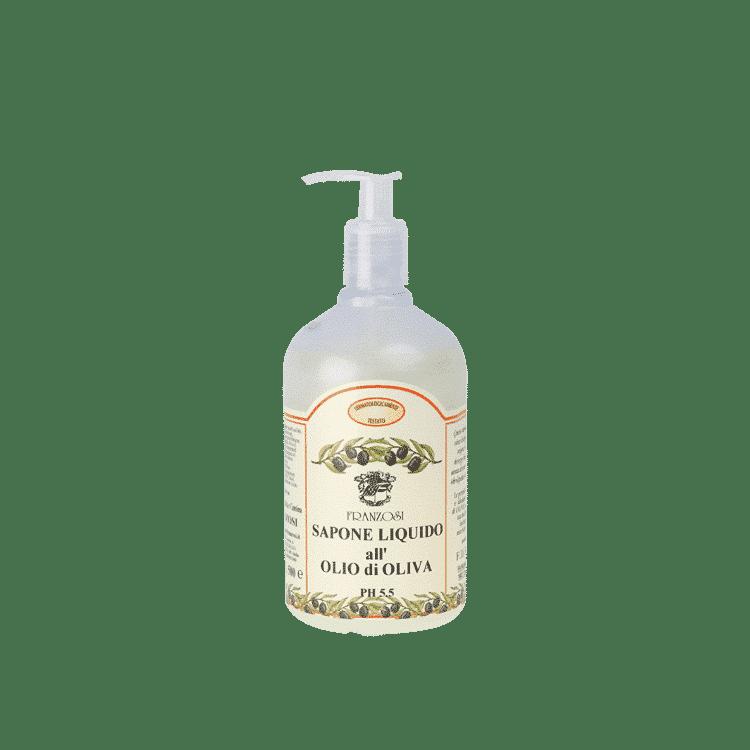82 - Sapone Liquido all' Olio Extravergine di Oliva