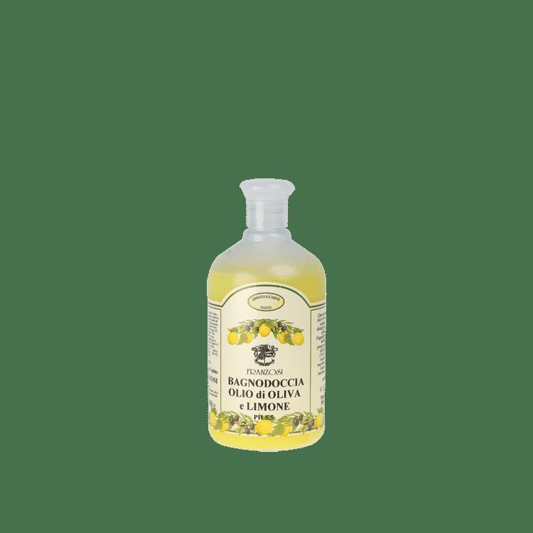 87 - Bagno doccia al Limone e Olio Extra Vergine di Oliva