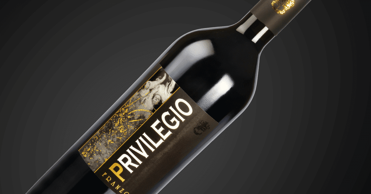 Privilegio: Superiore red wine